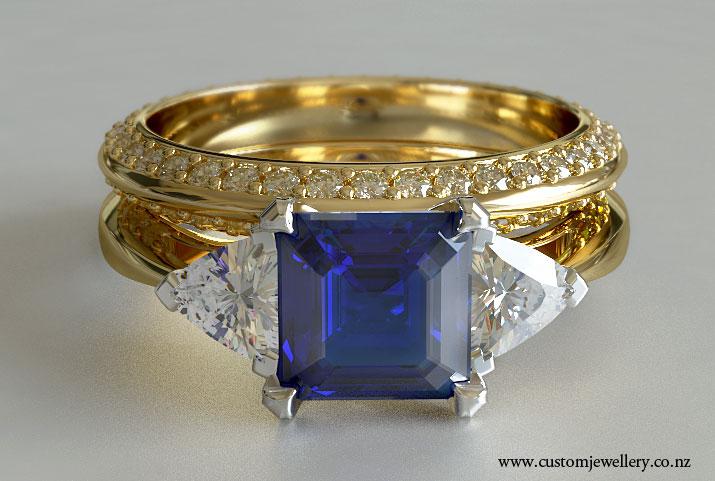 Mens Wedding Rings Auckland